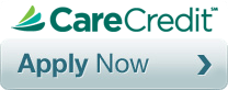 Dr. Currie offers interest free payments through Care Credit