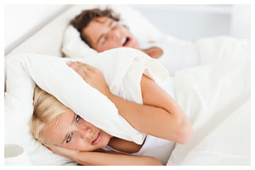 If you need snoring treatment, Dr. Currie may be able to help.